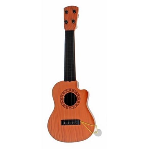 Гитара коричневая №2